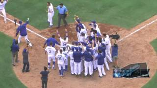 Vin Scully's Final Call At Dodger Stadium: Charlie Culberson Walk-Off Home Run