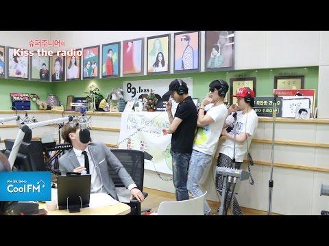 김희철 & 김정모 'Road Fighter' 라이브 LIVE / 160821[슈퍼주니어의 키스 더 라디오]