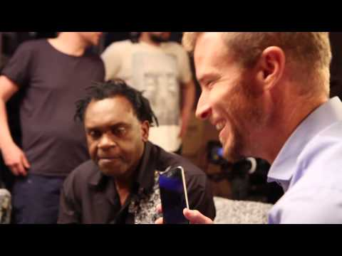 "Dr. Alban om sin ""Lager than life"""