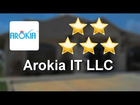 Arokia IT LLC Edmond Impressive Five Star Review by Don M.