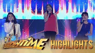Kyla, Karylle and Jamie perform the hit songs of Vehnee Saturno | It's Showtime