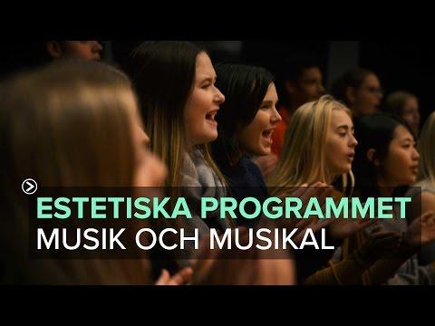 Kungälv - Estetiska programmet Musik och Musikal