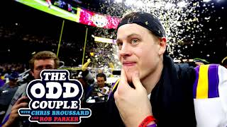 Chris Broussard & Rob Parker - Joe Burrow Doesn't Have The Clout To Pull an 'Eli Manning'