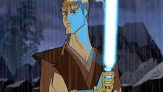 Asajj Ventress VS Anakin Skywalker