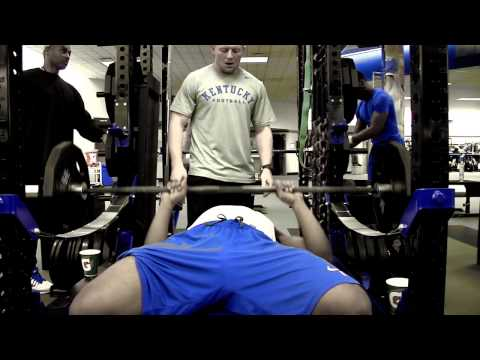 Kentucky Wildcats TV: Spring Workouts Continue