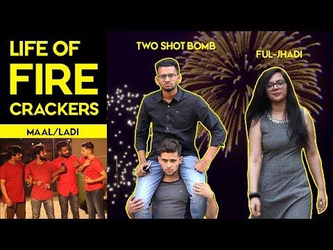 Life of Firecrackers | Happy Diwali | Funcho Entertainment