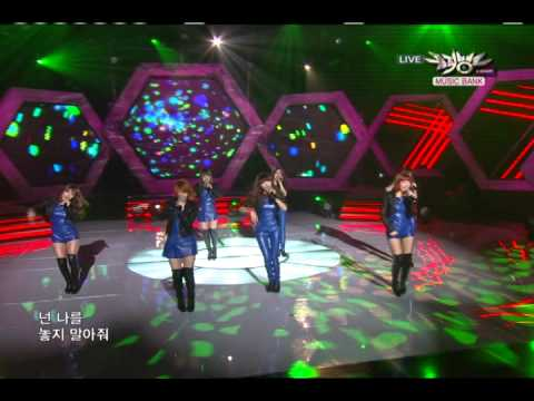 [Music Bank K-Chart] MACH - Rainbow (2010/11/5)