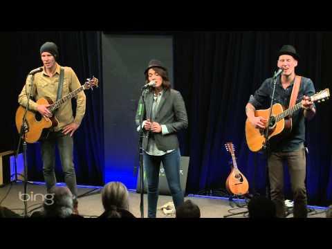 Brandi Carlile - Helplessly Hoping (Bing Lounge)