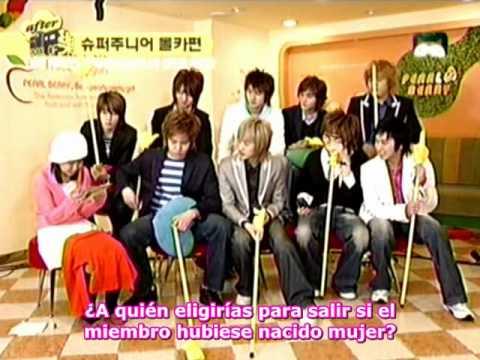 【SUB ESP】 Super Junior - After School of Rock
