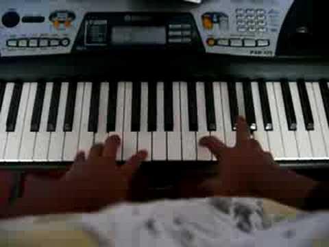 Mi rosa negra-Porta en piano (on piano)