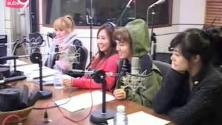 [Eng Sub] 02.11.10 SNSD Shimshim Tapa Radio