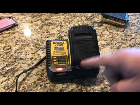 This is Why Your Dewalt 20V Batteries Will Not Charge