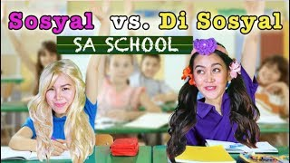 Banana Split SOSYAL VS. DI SOSYAL sa School