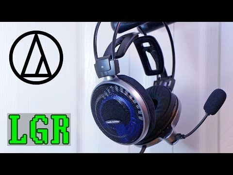 video Audio-Technica ATH-ADG1X Gaming Headphone: A Complete Review