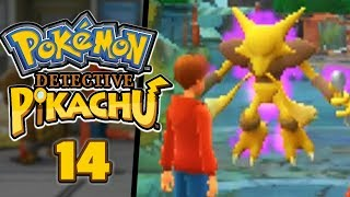 THE POKÉMON THAT LAST SAW OUR FATHER... - Pokémon: Detective Pikachu (Part 14)