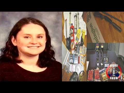 Nicole Cevario Arrested For Planning Columbine Style Attack At Catoctin High School