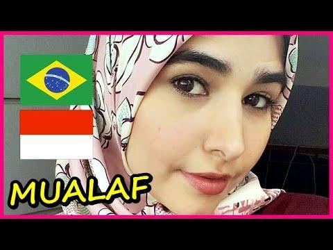 Orang BRAZIL jadi MUSLIM