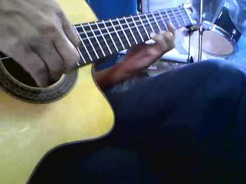 Iklim's Suci Dalam Debu - Classical Guitar