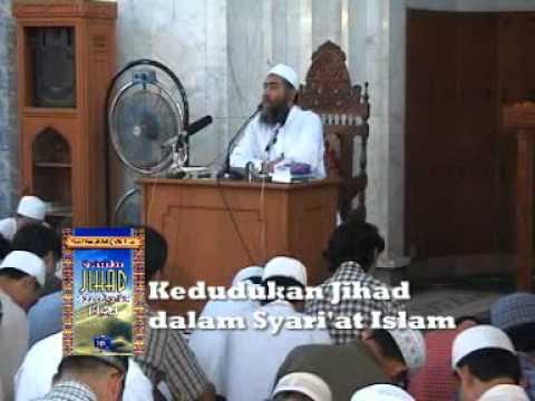 Ust. Yazid Abdul Qadir Jawas - Makna Sebenar Jihad Di Sisi Ahlus Sunnah 6/10
