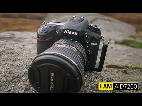 video Nikon D7200 and Product Sections