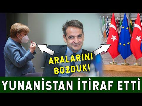 Yunanistan'dan Türkiye İtirafı! ORTALIK KARIŞACAK