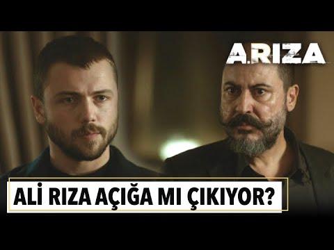 Ali Rıza açığa mı çıkıyor? | Arıza 12. Bölüm