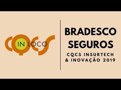 Imagem post: Bradesco Seguros no CQCS Insurtech & Inovação 2019