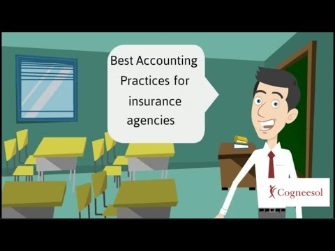 Accounting Tips for Insurance Agencies