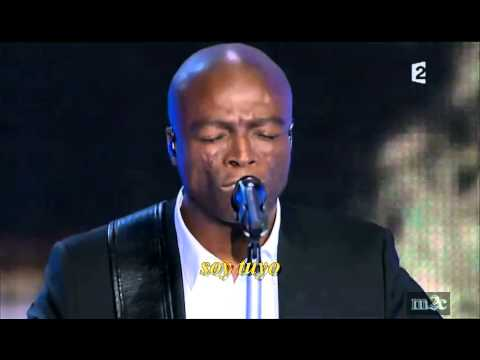 Seal - Secret (live, subtitulos español)