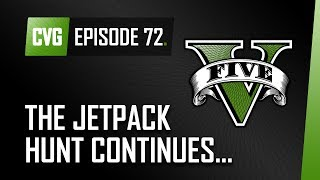 GTA V o'clock: The Jetpack Code, Snapmatic Winners and Flying Through the Vinewood Sign