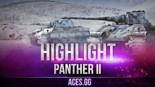 Настоящий хищник. Panther II