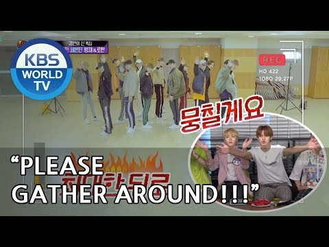 When a boy band has 13 members..[Happy Together/2018.08.02]