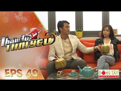 Thám Tử Tình Yêu 2018 | Tập 40 Full HD: Cô Gái Bí Ẩn - Phần 2 (22/03/2018)