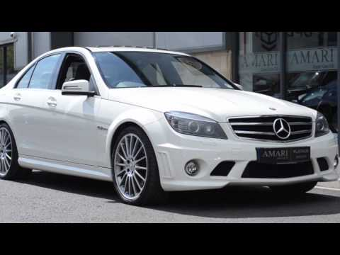 Mercedes-Benz C63 AMG - Amari Super Cars