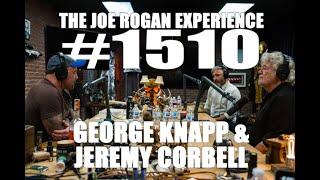 Joe Rogan Experience #1510 - George Knapp & Jeremy Corbell