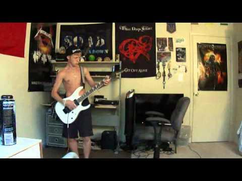 Oomph! - Sandmann guitar cover