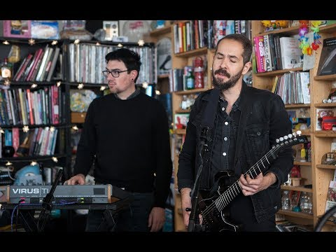Cigarettes After Sex: NPR Music Tiny Desk Concert