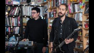 Cigarettes After Sex: NPR Music Tiny Desk Concert