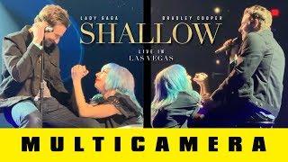 SHALLOW (Las Vegas) [MULTI-CAM HD] ~ Bradley Cooper & Lady Gaga
