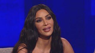 Kim Kardashian Credits Kanye West With Making Her Crave Fame Less