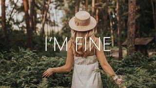 William Black - I'm Fine (Lyrics) ft. Nevve