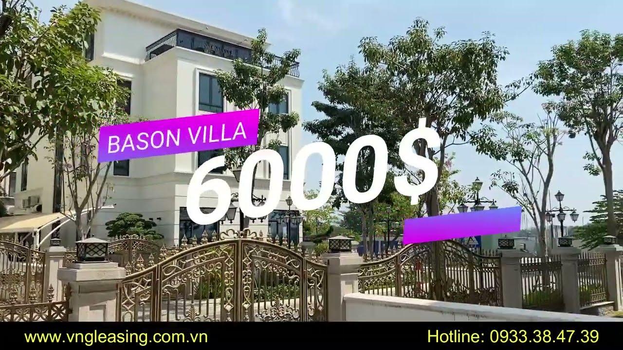 Cho thuê biệt thự Vinhomes Ba Son đã hoàn thiện nội thất giá chỉ 100 triệu/tháng video