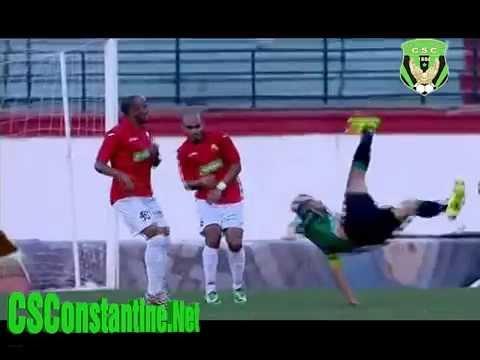Coupe d'Algérie CSC 1 - USMBA 0 : L'action de Boulemdais