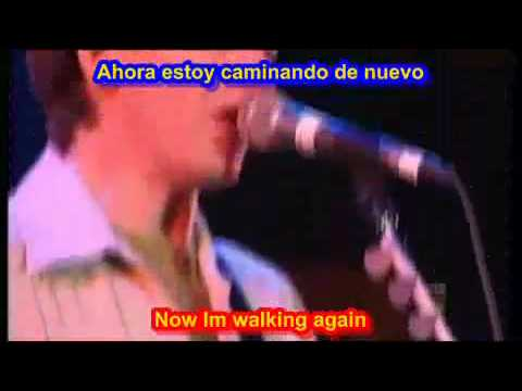 Don't dream It's over - Crowded House ( SUB ESPAÑOL INGLES)