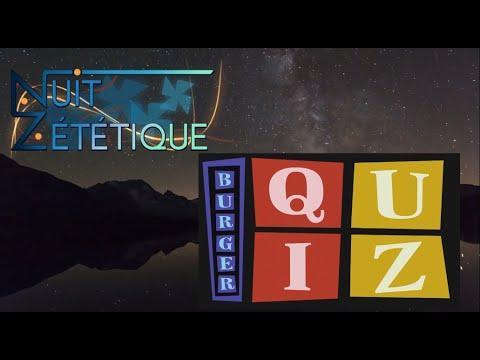 Le Burger QuizZet -- Nuit Zététique 07