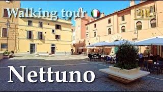 Nettuno (Lazio), Italy【Walking Tour】With Captions - 4K
