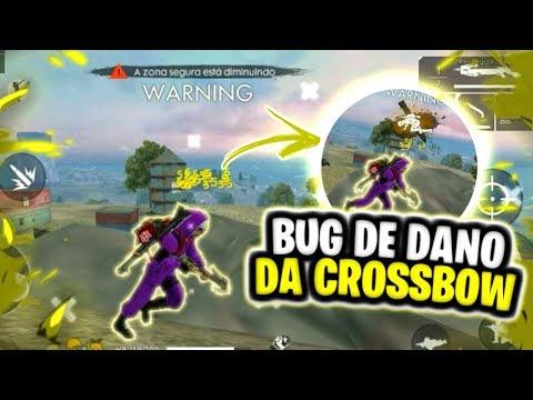 BUG de Dano Infinito da Crossbow - Apenas 1 Tiro