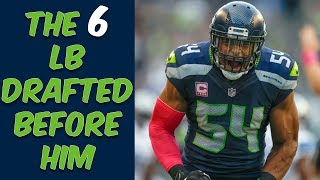 Who Were The 6 Linebackers Drafted Before Bobby Wagner? Where Are They Now?