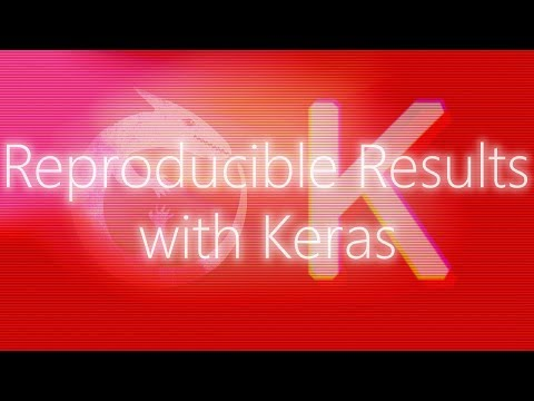 Reproducible results with Keras