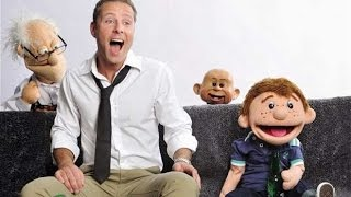 The winner of America's Got Talent 2015  ||  Paul Zerdin  ||  ventriloquist  ||  Laugh Nation